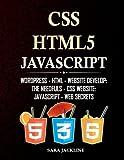 CSS - HTML5 - Javascript: HTML - WordPress - Website Developper - CSS Website - JavaScript - Web Languages