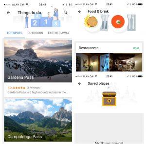 Reisen richtig planen mit Google Trips